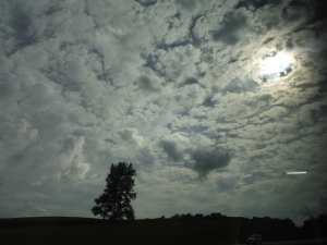 Midwest sky