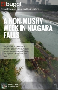 A Non-Mushy Week in Niagara Falls