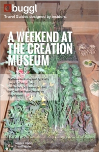 A Weekend at the Creation Museum Travel Guide