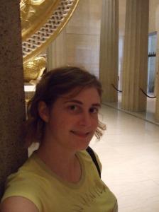 Inside the Parthenon... in Nashville