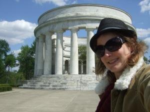 Harding Memorial Tomb