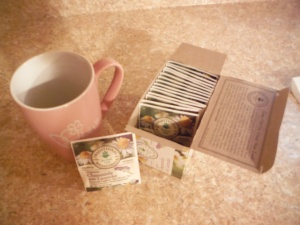 Chamomile with Lavender Traditional Medicinal herbal tea