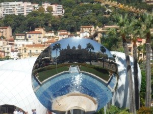 Monaco Monte Carlo Reflection