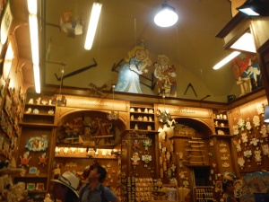 Wooden Workshop Florence