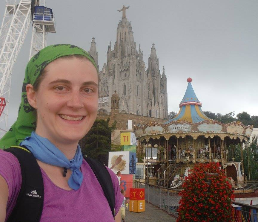 Mount Tibidabo, Barcelona, Spain, Western Europe