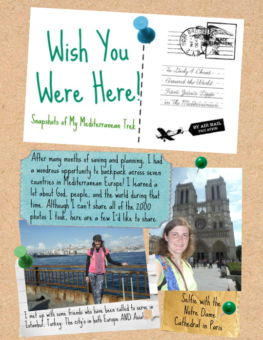 Wish You Were Here Page 1