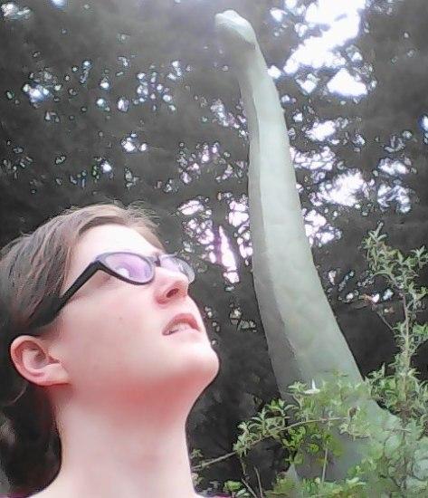 Prehistoric Gardens Apatosaurus