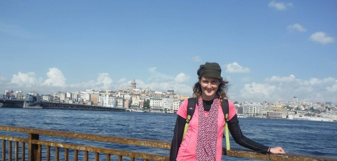 Jessica Lippe Travels Istanbul