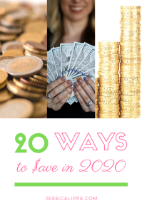 20 Ways to Save in 2020